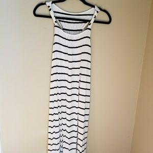 Liz Lange maternity (target) sundress small stripe